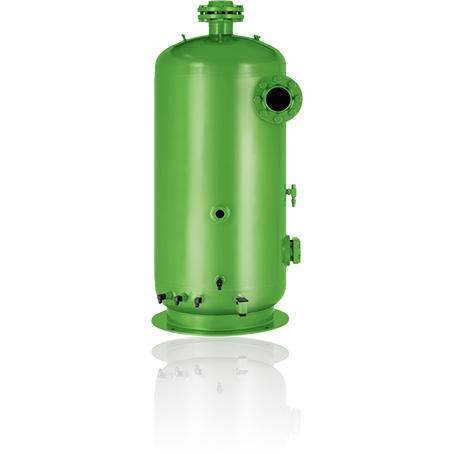 Primary oil separators from the A series