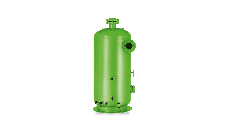 Primary oil separators from the OA series