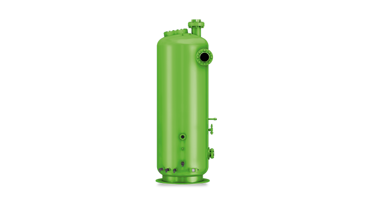 Combined oil separators from the OAC series