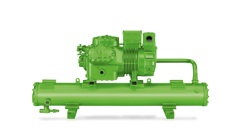 K series in seawater-resistant design with ECOLINE compressors